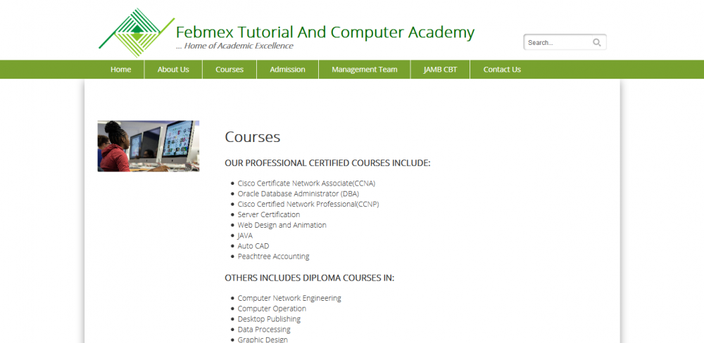 Computer Academy and Tutorial Company In Lagos
