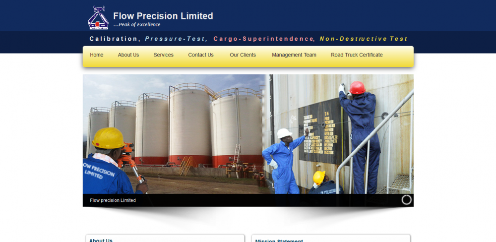 Oil and Gas - Upstream and Downstream Company