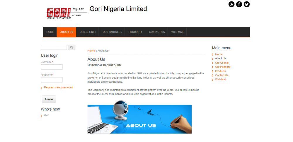 Banking Industry Security and Software Company in Lagos